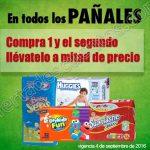 2x1 y medio en todos los pañales en comercial mexicana OFFDE