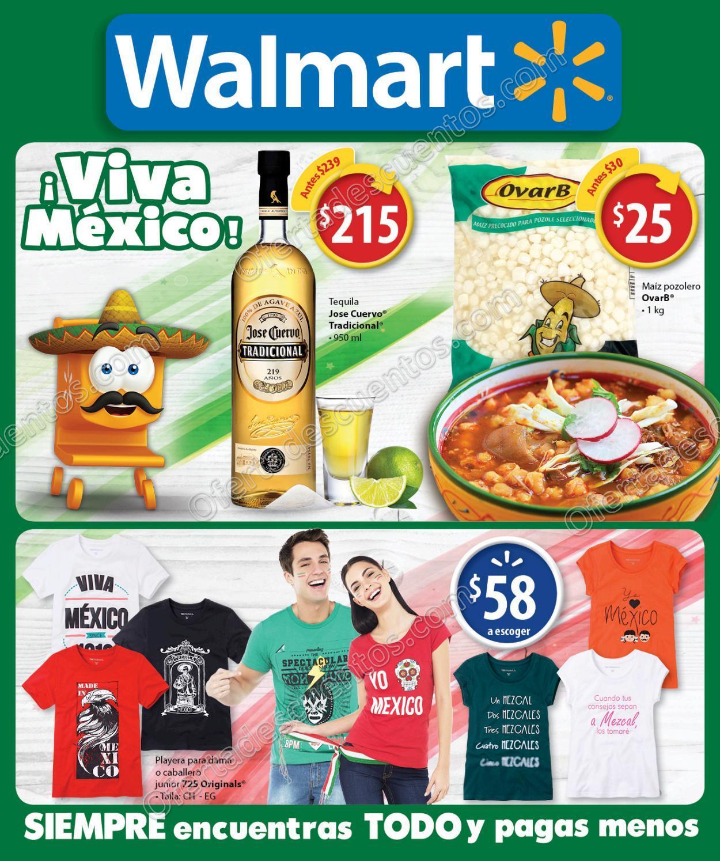 Walmart folleto de ofertas del 1 al 18 de septiembre - Hogarium catalogo de ofertas ...