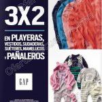Gap 3x2 en ropa OFFDE