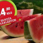 Ofertas frutas y verduras en comercial mexicana OFFDE  2016