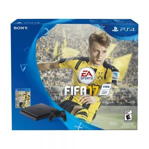 Amazon: Play Station 4 Slim 500 GB + FIFA 17 a $6,559