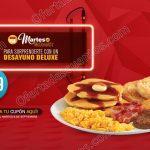 martes mcdonalds desayuno delux OFFDE