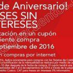 promociones de aniversario en Costco del 2 al 6 de septiembre OFFDE  2016