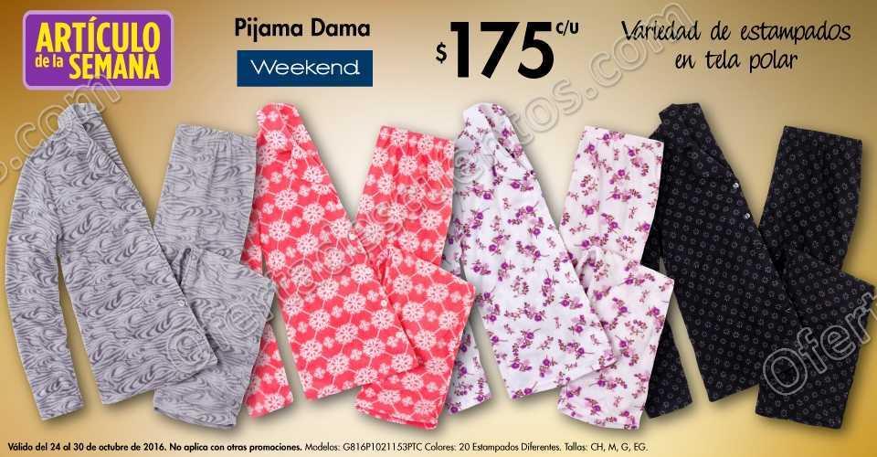 Suburbia: Artículo de la Semana del 24 al 30 de Octubre Pijama para Dama Weekend