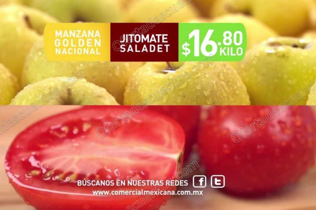 """Comercial Mexicana: Frutas y Verduras """"Hoy Es Miércoles"""" 26 de Octubre"""