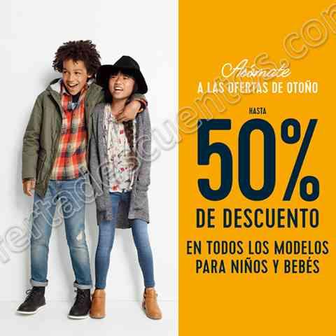 8823574dff6b Old Navy: Ofertas de Otoño hasta 50% de descuento en ropa para niños ...