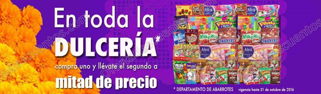 Comercial Mexicana: Promociones de Fin de Semana al 31 de Octubre