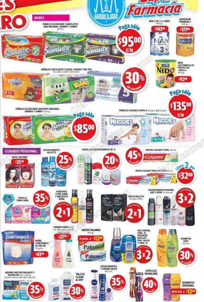 Farmacias Guadalajara: Promociones de Fin de Semana del 21 al 23 de Octubre
