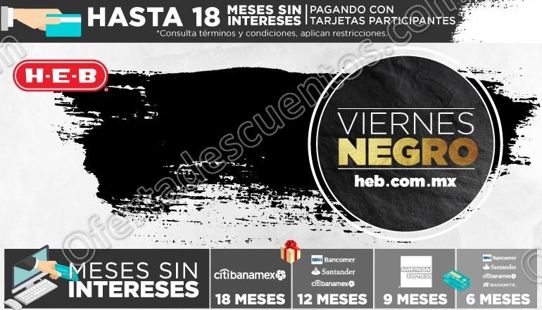 Promociones Black Friday 2016 en HEB: 2×1 y medio en juguetes y más del 25 al 28 de Noviembre
