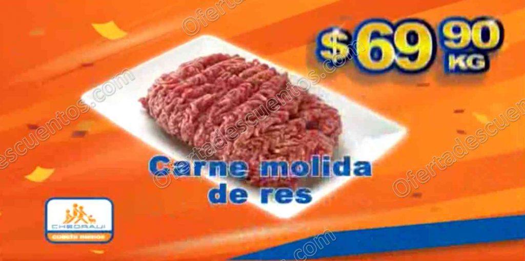 Chedraui: Fin de Semana de Carnes del 11 al 13 de Noviembre