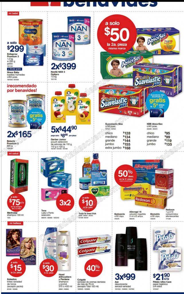 Farmacias Benavides: Promociones de Fin de Semana del 25 al 28 de Noviembre