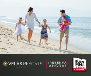 Promociones Buen Fin 2016 en Velas Resorts