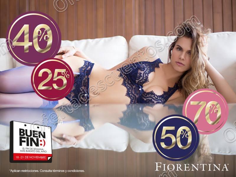 Promociones del Buen Fin 2016 Fiorentina, Vicky Form y Victoria's Secret