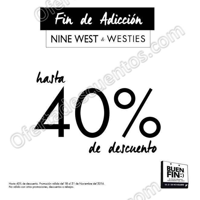 Buen Fin 2016 Nine West & Westies