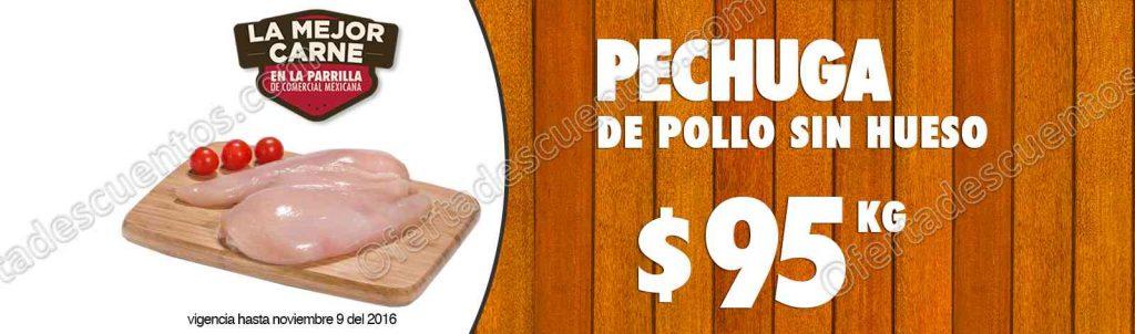 Comercial Mexicana: Martes y Miércoles de Carnes 8 y 9 de Noviembre