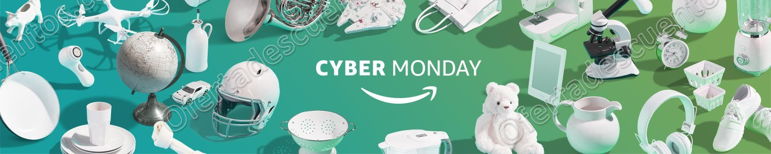 CyberMonday Amazon 2016