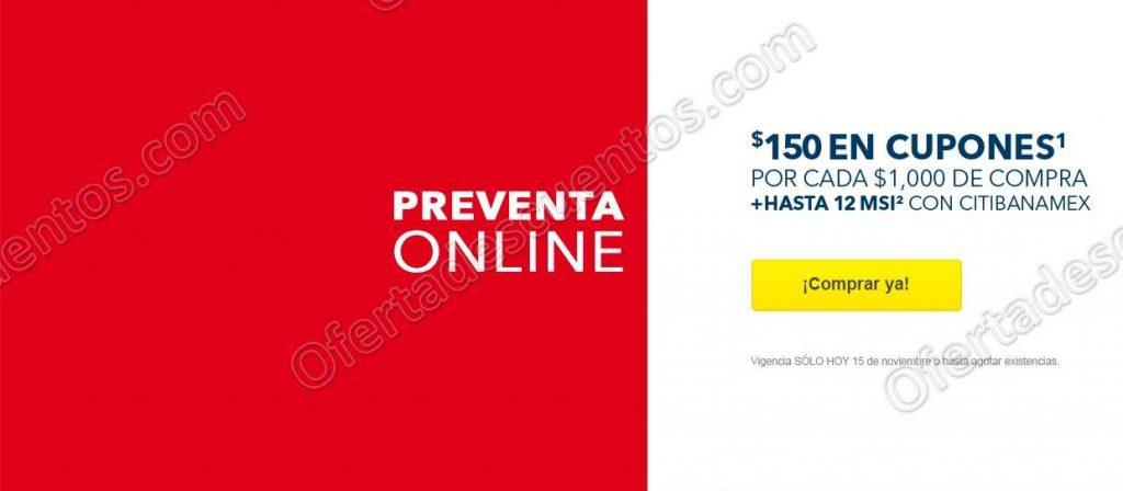 PreVenta Online en Best Buy 15 de Noviembre