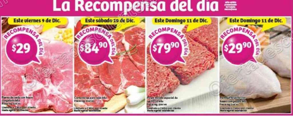 Soriana: Promociones Tarjeta Recompensa Lealtad del 9 al 12 de Diciembre