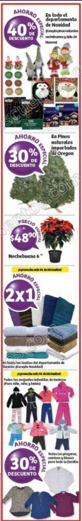 Soriana: 2×1 en toallas, 30% de descuento en playeras, camisas y más sólo 6 de Diciembre