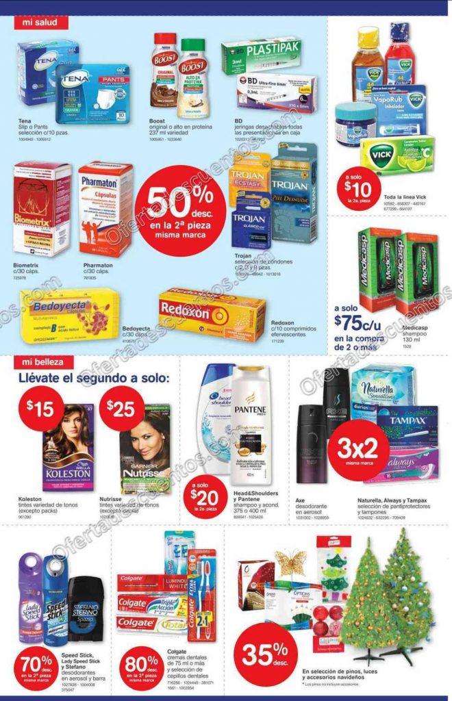 Farmacias Benavides: Promociones de Fin de Semana del 2 al 5 de Diciembre
