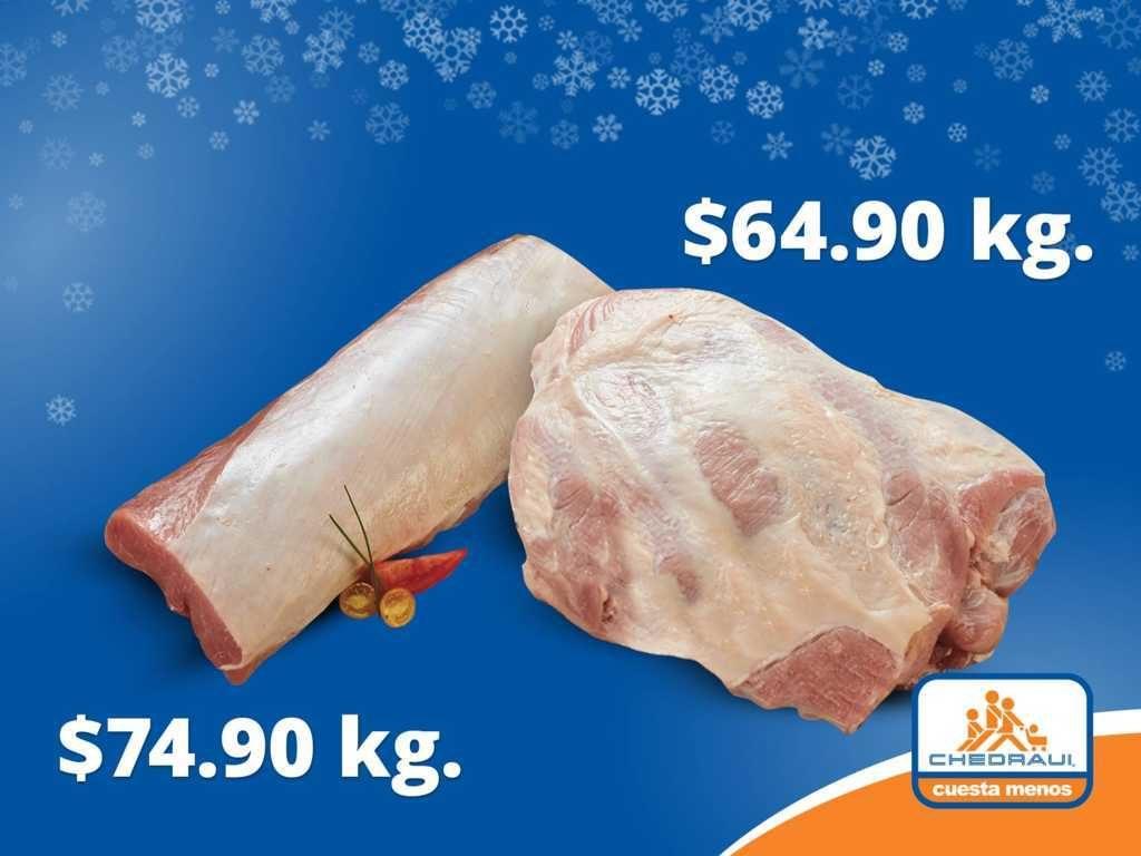 Chedraui: Promociones en Carnes de Fin de Año del 29 de Diciembre al 2 de Enero 2017