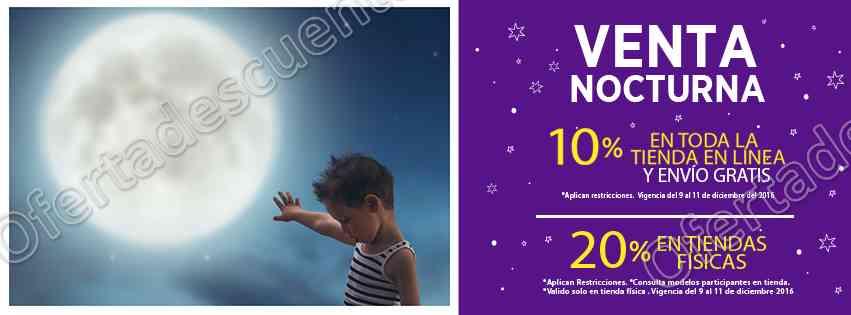Venta Nocturna Juguetrón del 9 al 11 de Diciembre 2016