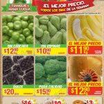Folleto frutas y evrduras bodega aurrera del 13 al 19 de enero OFFDE