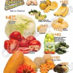 Ofertas frutas y verduras Chedraui 17 y 18 de enero OFFDE