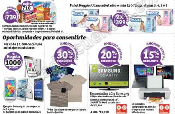 Soriana: Promociones de Fin de Semana del 27 al 30 de enero