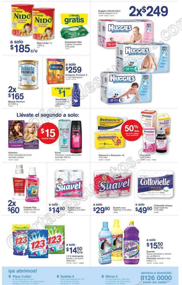 Farmacias Benavides: Promociones de Fin de Semana del 6 al 9 de Enero