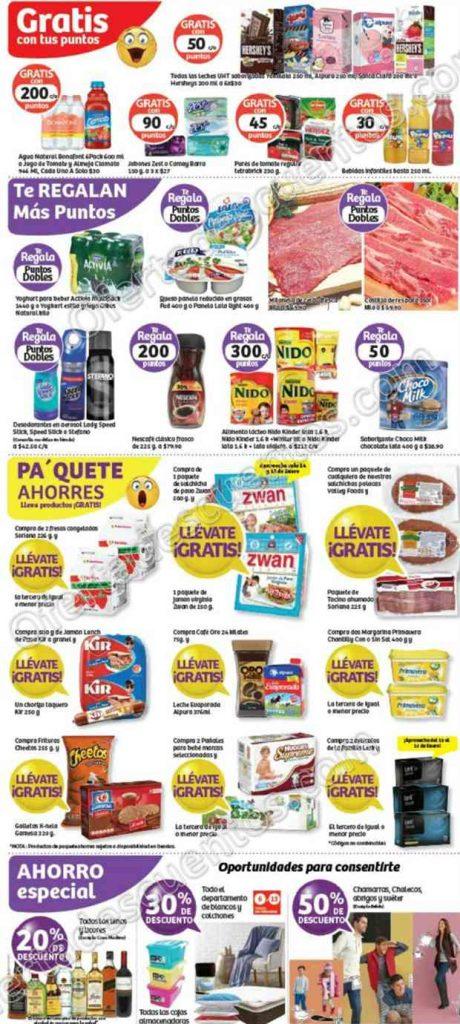 Soriana: Promociones de Fin de Semana del 13 al 16 de Enero