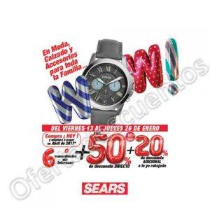 c27ce3764589a Sears  Segundas Rebajas Wow hasta 50% de descuento más hasta 20% adicional  en