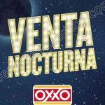 Venta nocturna OXXO 19 de enero OFFDE