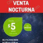 Venta nocturna vivaaerobus del 17 al 19 de enero OFFDE