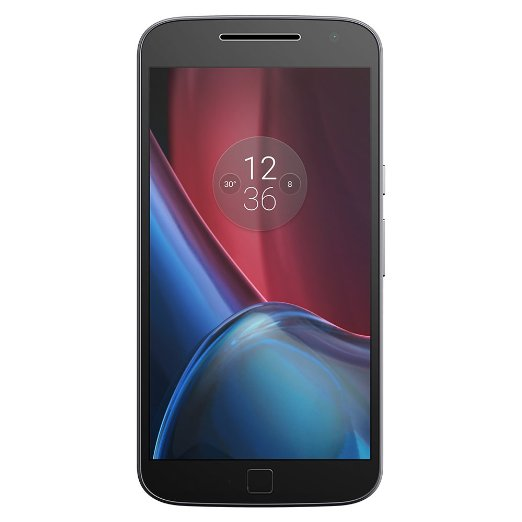 Amazon: Moto G4 Plus a $4,499 32 GB Blanco y Negro