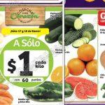 ofertas frutas y verduras soriana 17 y 18 de enero OFFDE 2017
