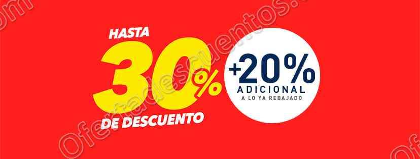 Martí: Super Barata Martí hasta 30% de descuento más 20% adicional y gratis Inscripción Smart Fit