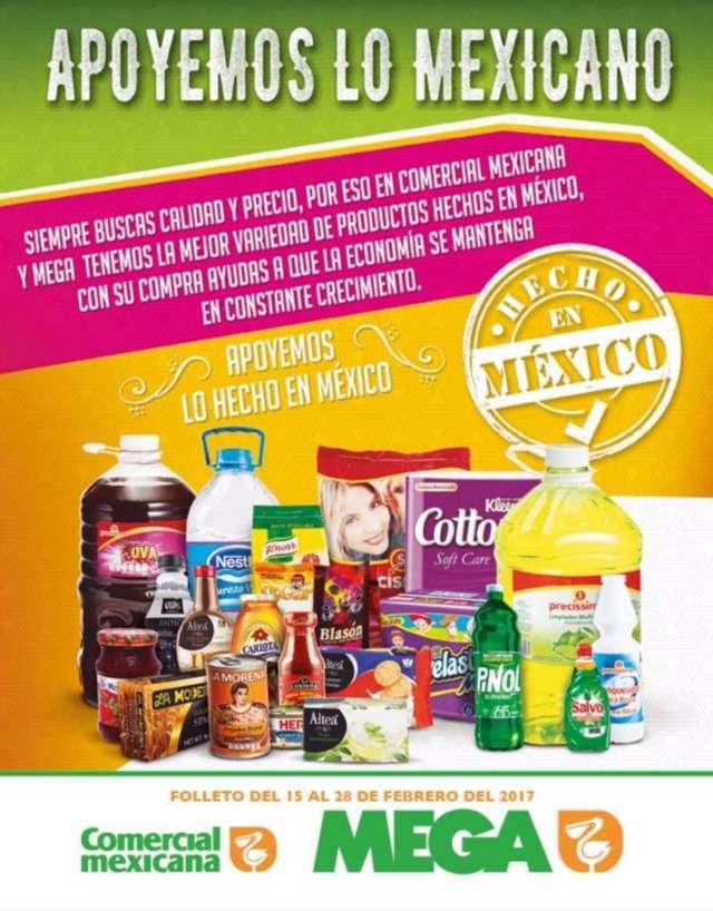 Comercial Mexicana: Folleto de Ofertas del 16 al 28 de Febrero