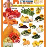Folleto Chedraui Frutas y Verduras 28 febrero 1 2017