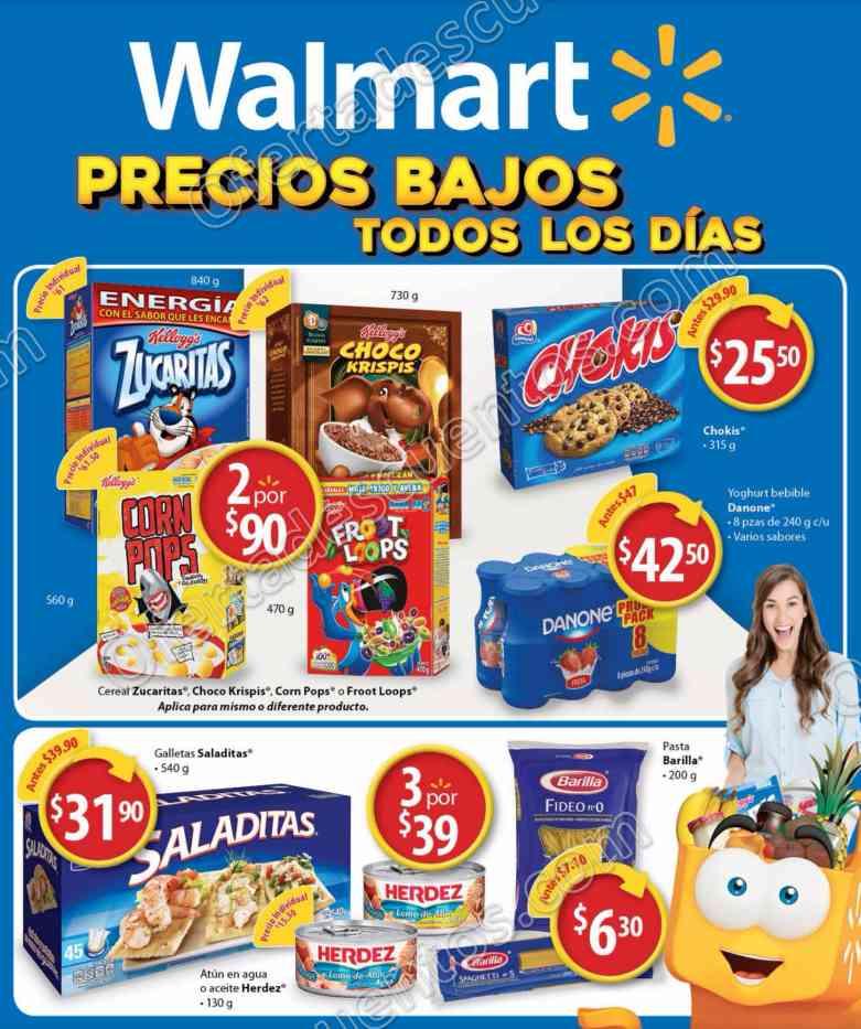 Walmart: Folleto de promociones del 1 al 14 de Febrero 2017