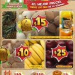 Frutas y verdura bodega aurrera del 17 al 23 de febrero OFFDE