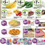 Frutas y verduras Soriana 21 y 22 febrero OFFDE