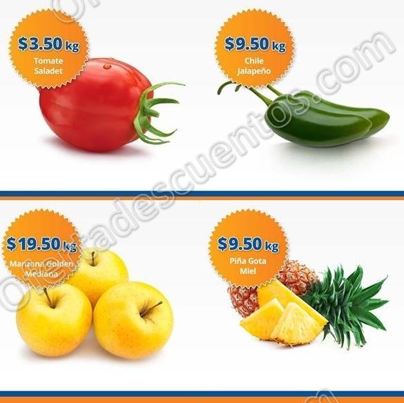 Frutas y Verduras Chedraui 21 y 22 de Febrero 2017