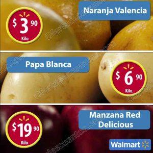 Frutas y Verduras del Martes de Frescura Walmart 14 de Febrero 2017
