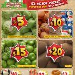Ofertas frutas y verduras bodega aurrera del 3 al 9 de febrero OFFDE