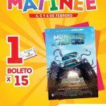 Promociones cinemex funciones matinee OFFDE 2017