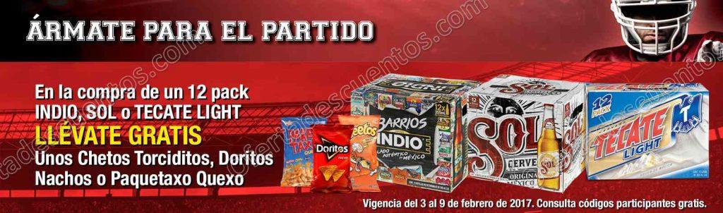 Comercial Mexicana: Promociones de Fin de Semana de 3 al 6 de Febrero