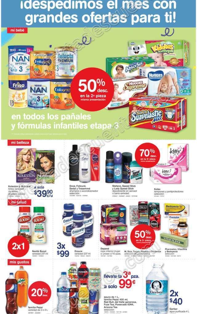Farmacias Benavides: Promociones de Fin de Semana del 24 al 27 de Febrero