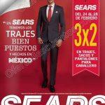 Sears 3x2 en trajs y mas OFFDE