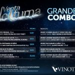 Vinoteca promociones venta nocturna 22 de febrero